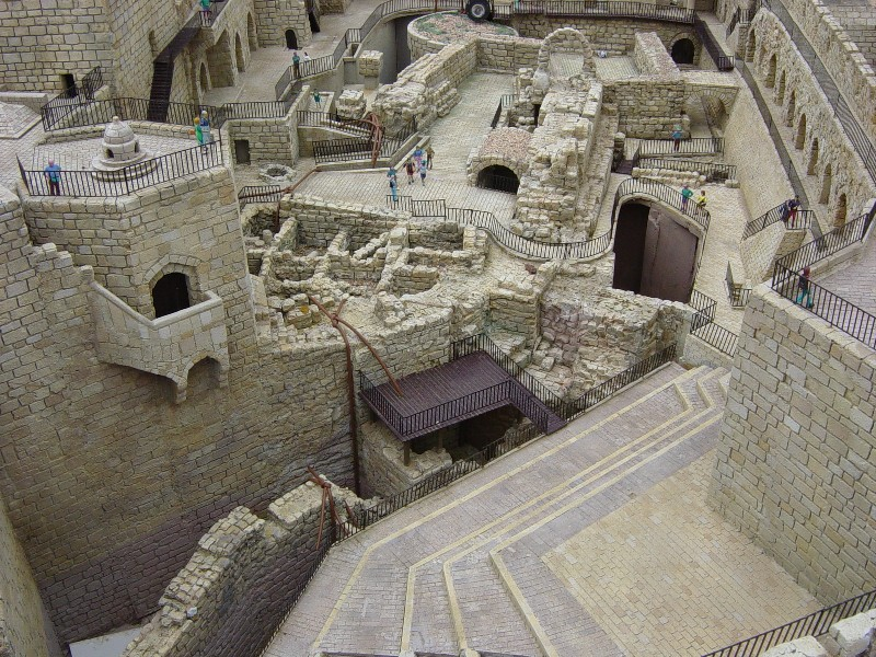 Jerusalem Tourismus